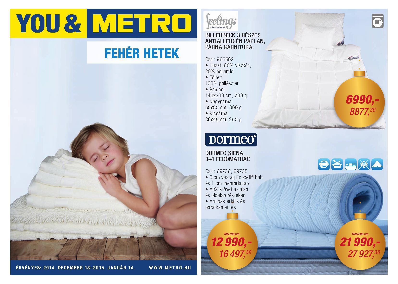 Metro Mađarska akcija sve za vaš dom