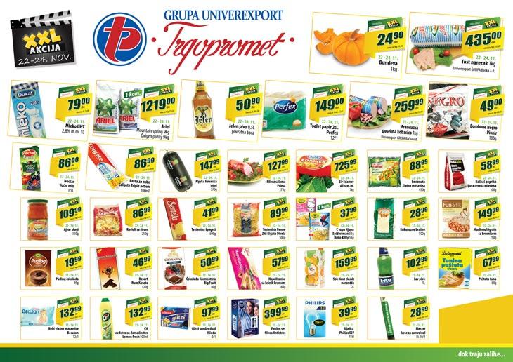 Trgopromet katalog vikend super kupovine