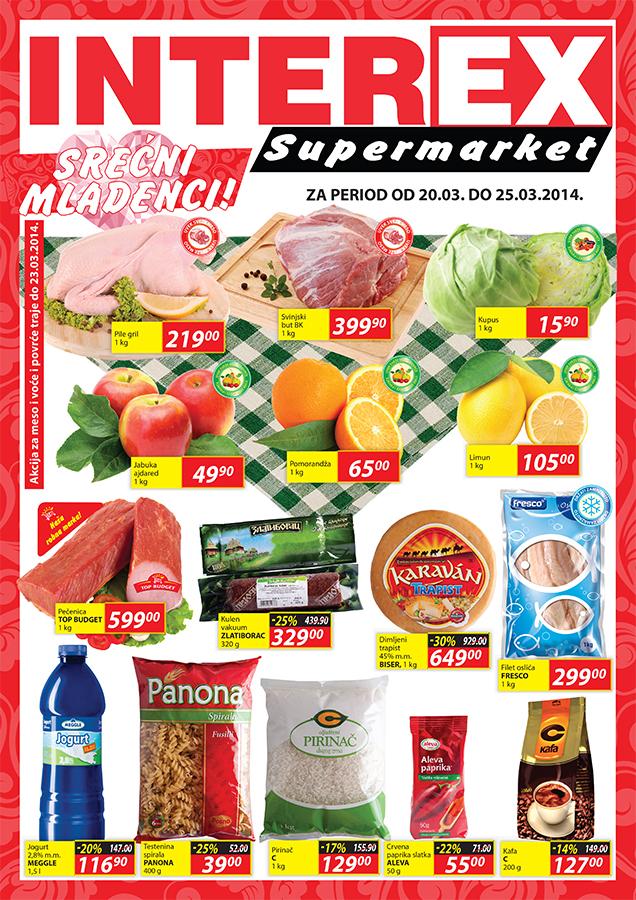 Interex katalog super ponude samo za vas