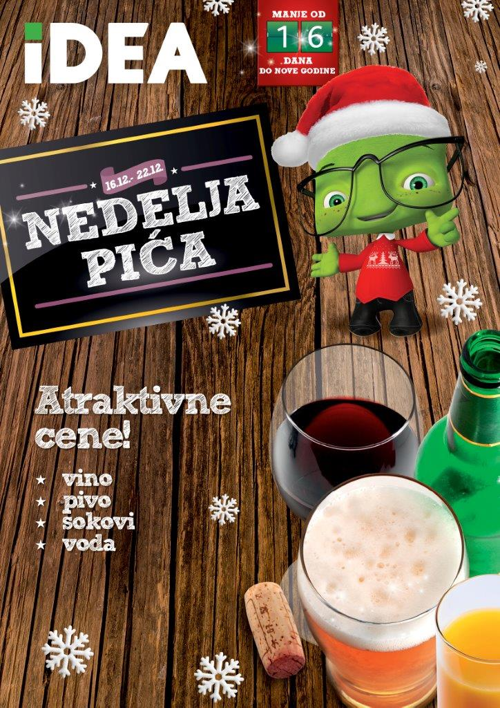 Idea katalog super ponuda pića