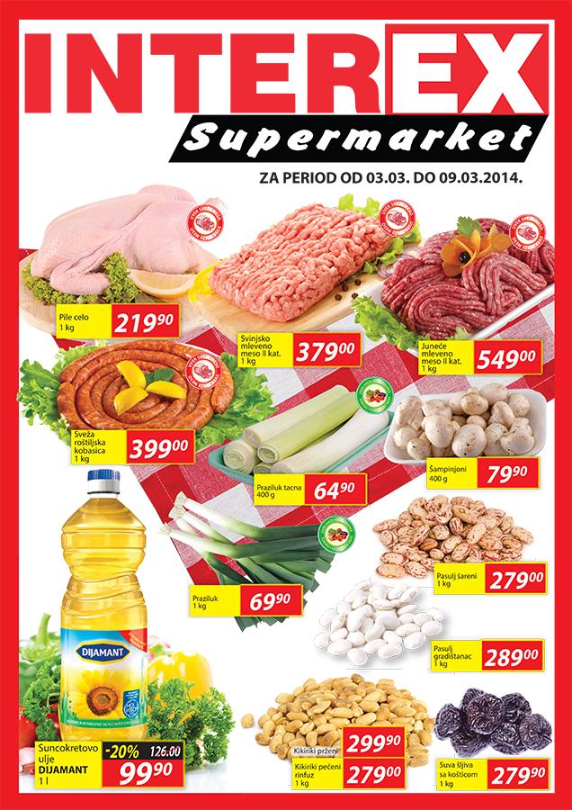 Interex katalog super ponuda samo za vas