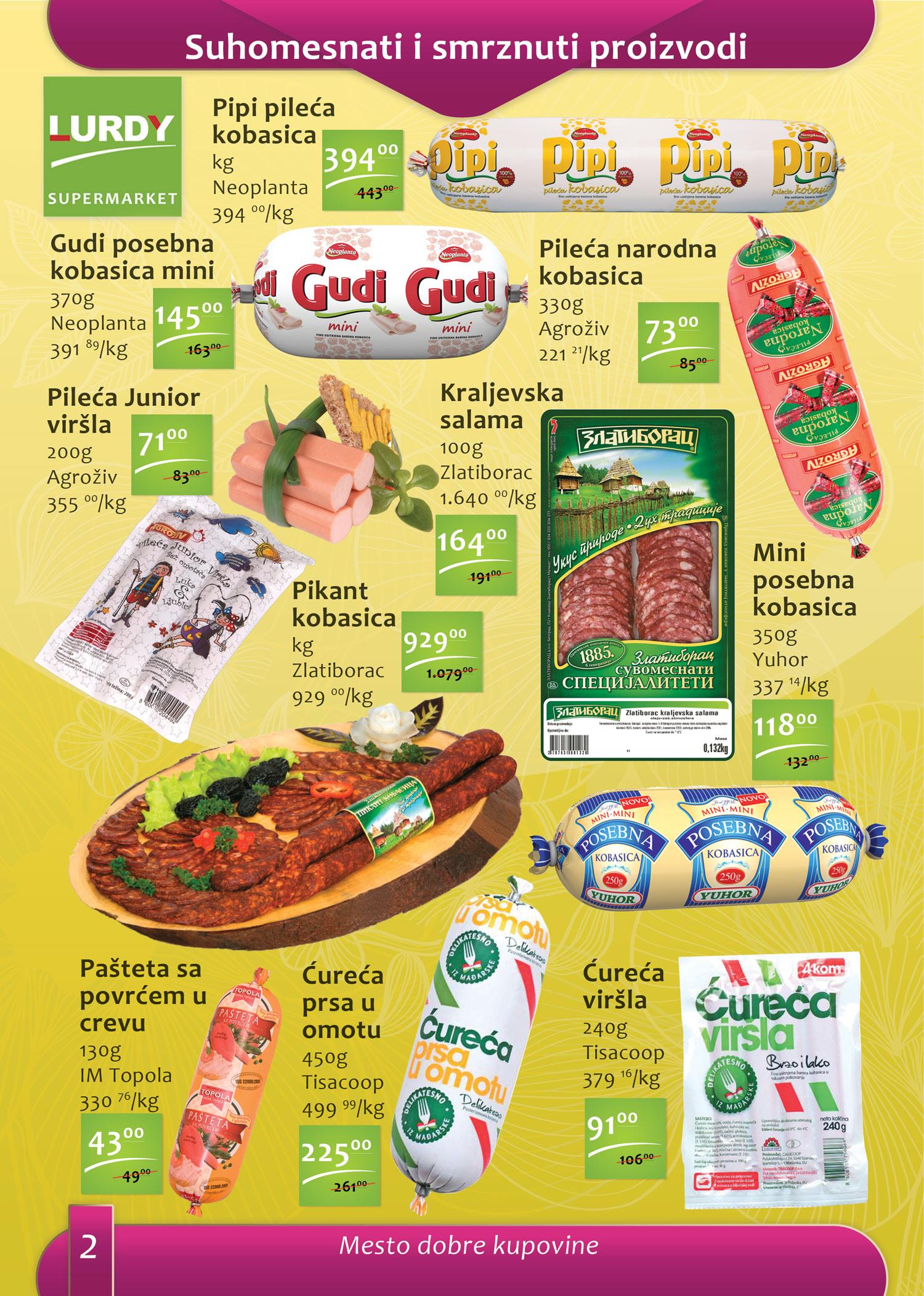 Lurdy katalog dobre kupovine
