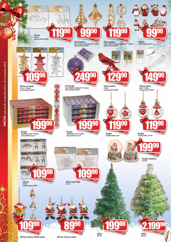 Roda katalog novogodišnja ponuda