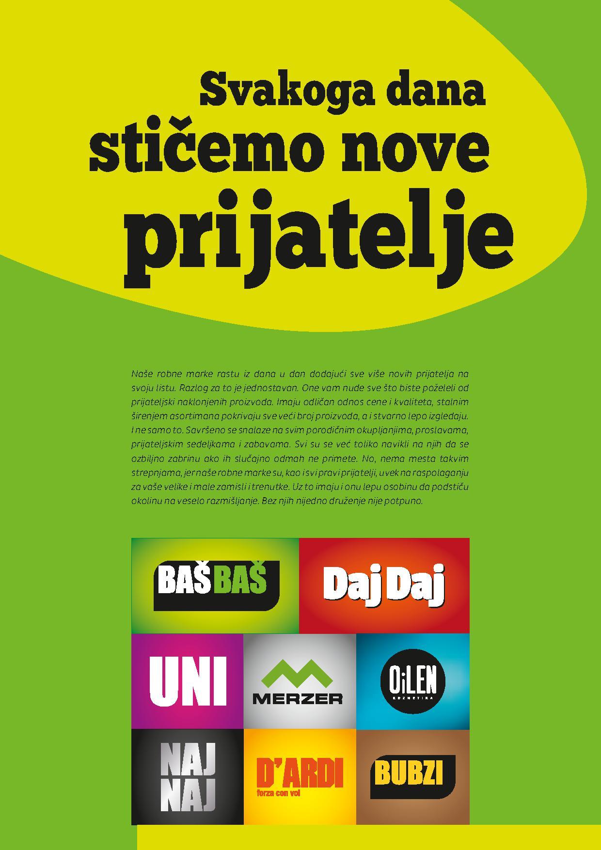 Trgopromet akcija privatne robne marke