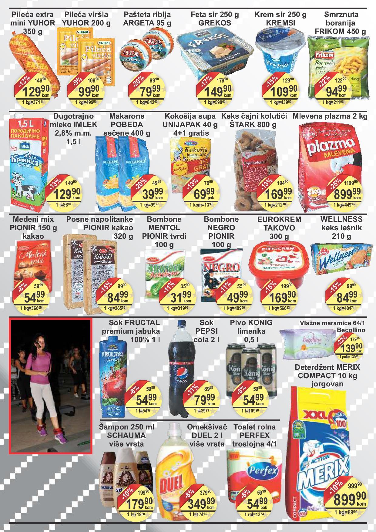 Fortuna market akcija sjajna vikend ponuda