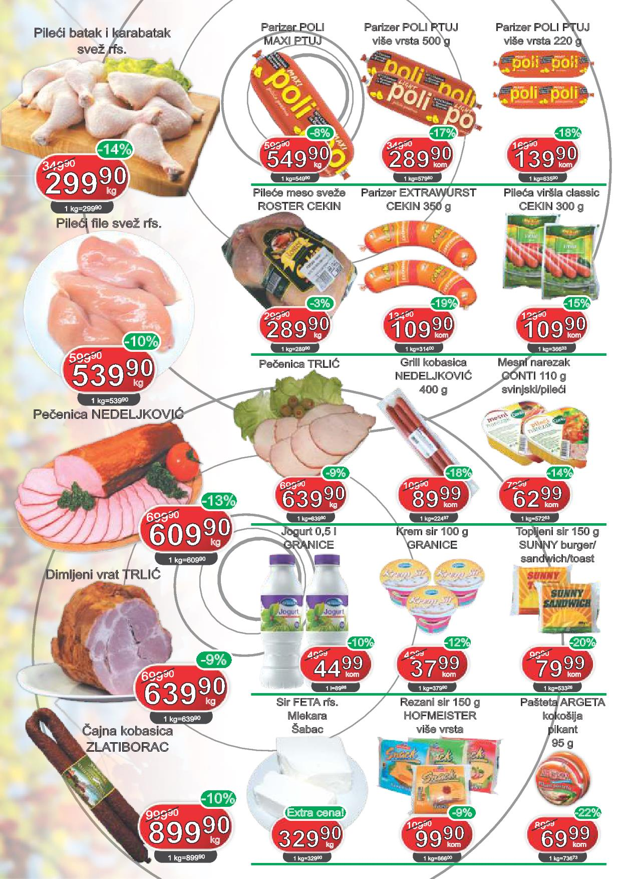 Fortuna market akcija super ponude