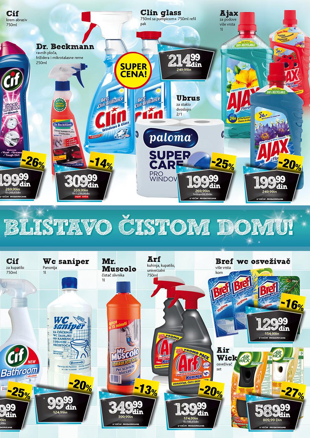 Idea akcija nedelja čišćenja