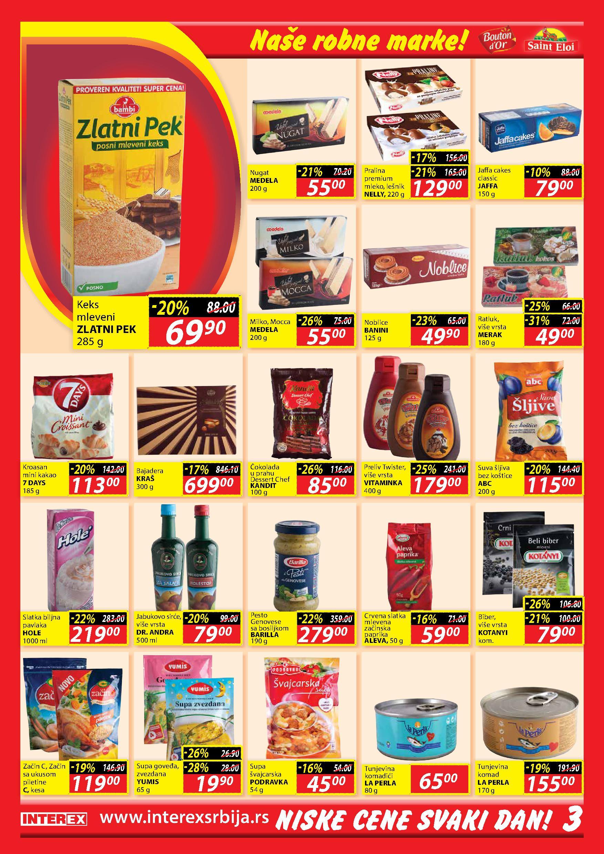 Interex katalog super kupovine