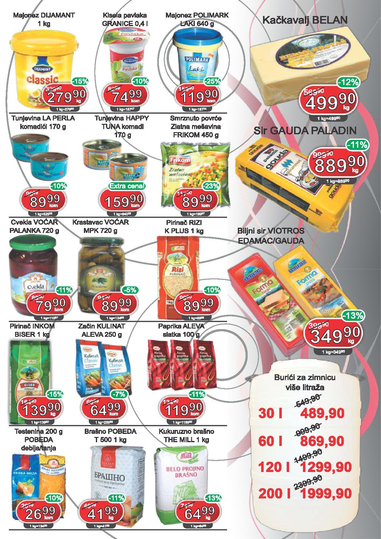 Fortuna market akcija sjajne ponude za vas
