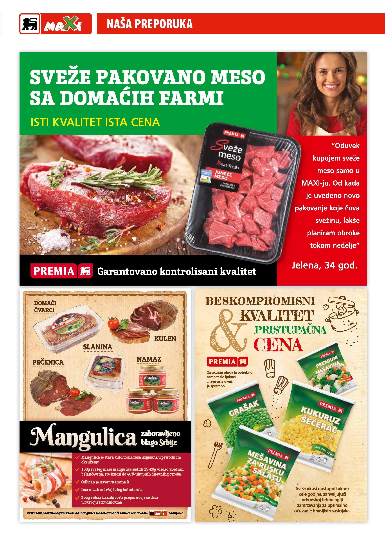 Maxi katalog odlične ponude za vas