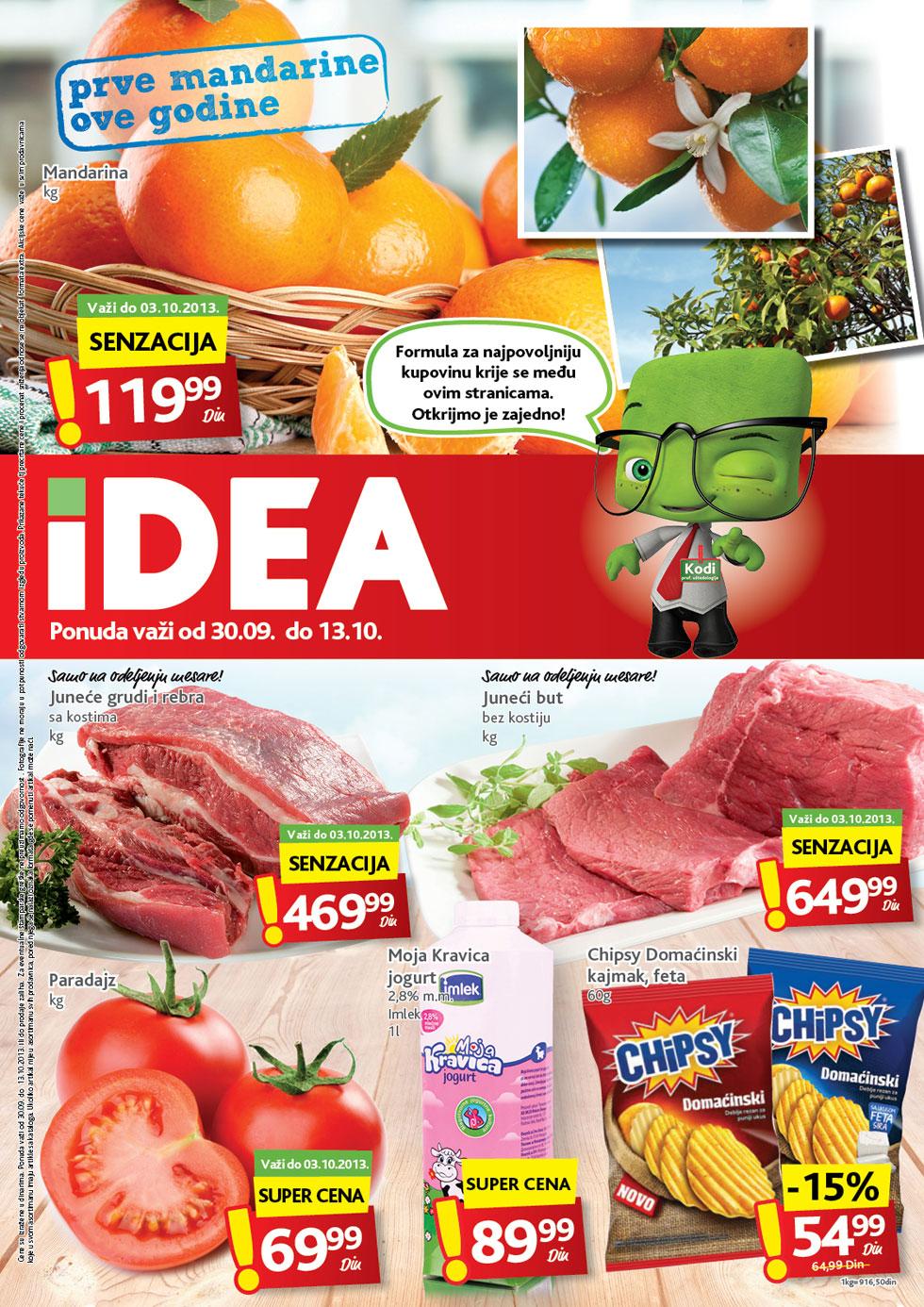 Idea katalog super ponuda za vas