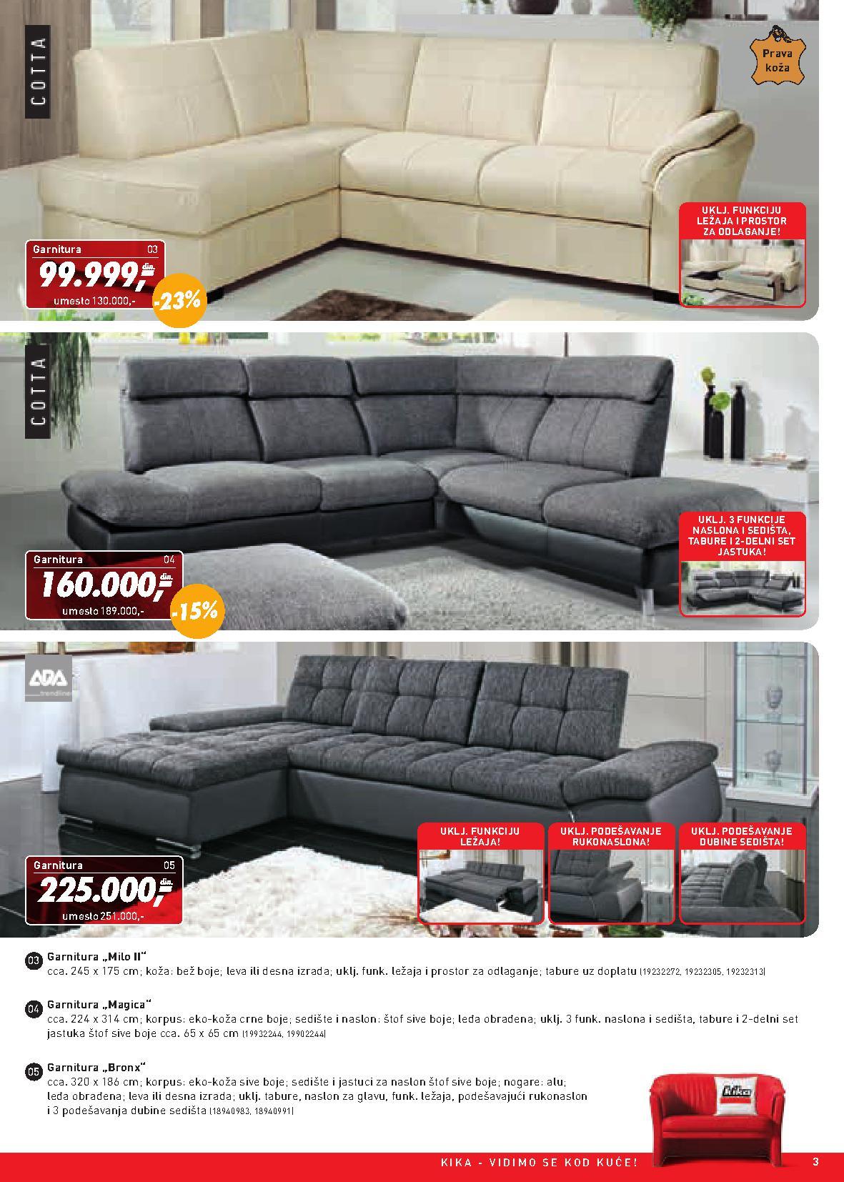 Kika katalog najpovoljnije cene