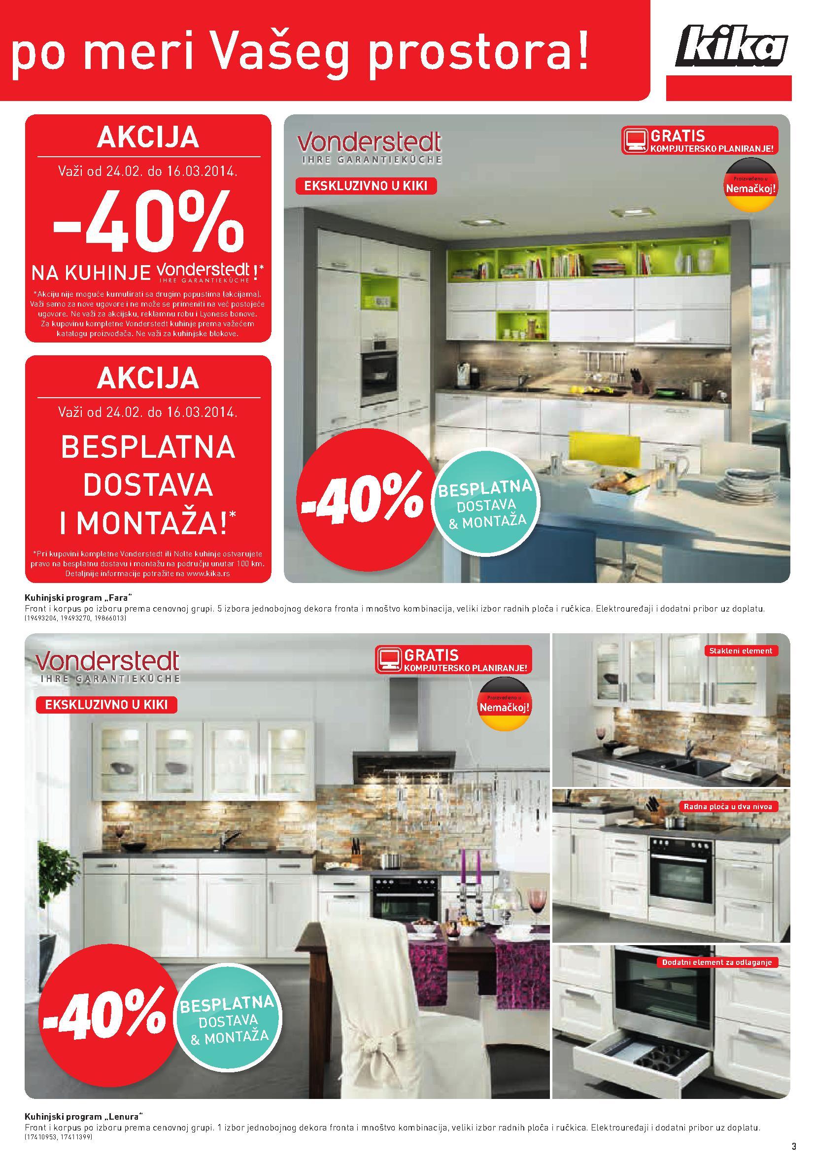 Kika katalog najbolja ponuda za vaš dom