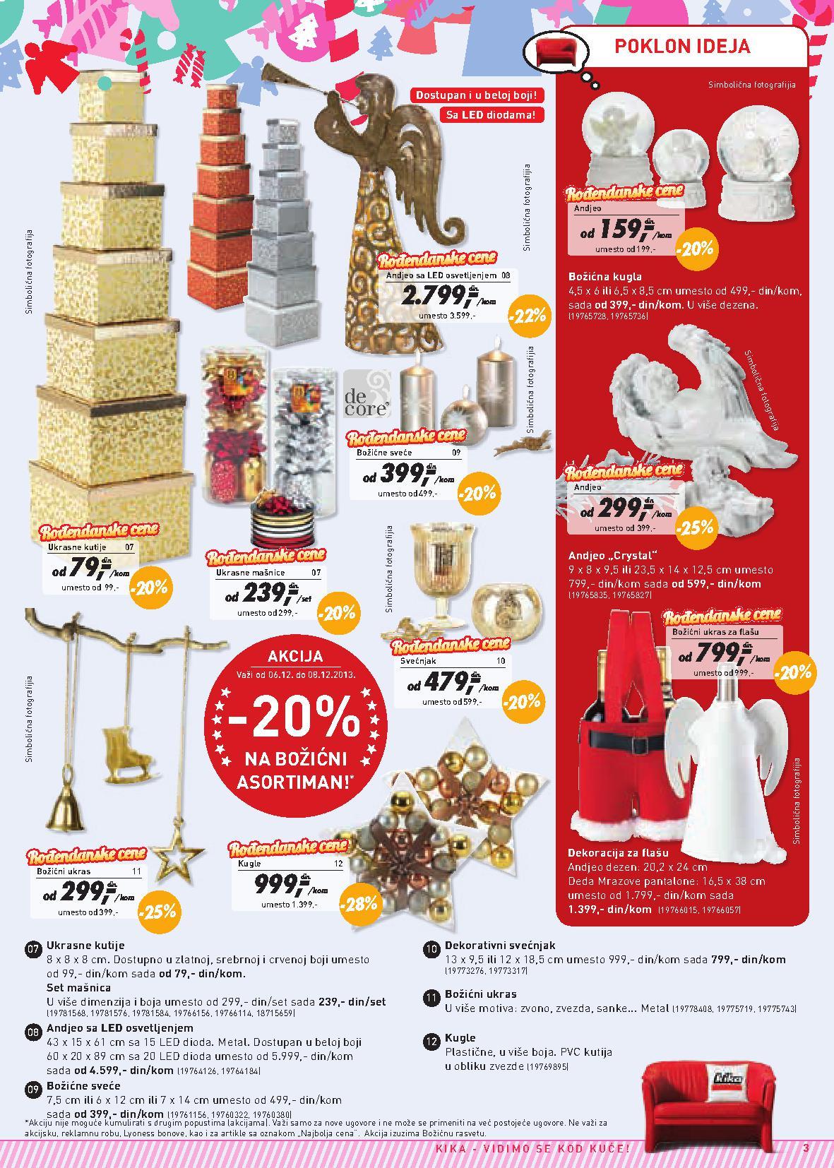Kika katalog odličnih cena