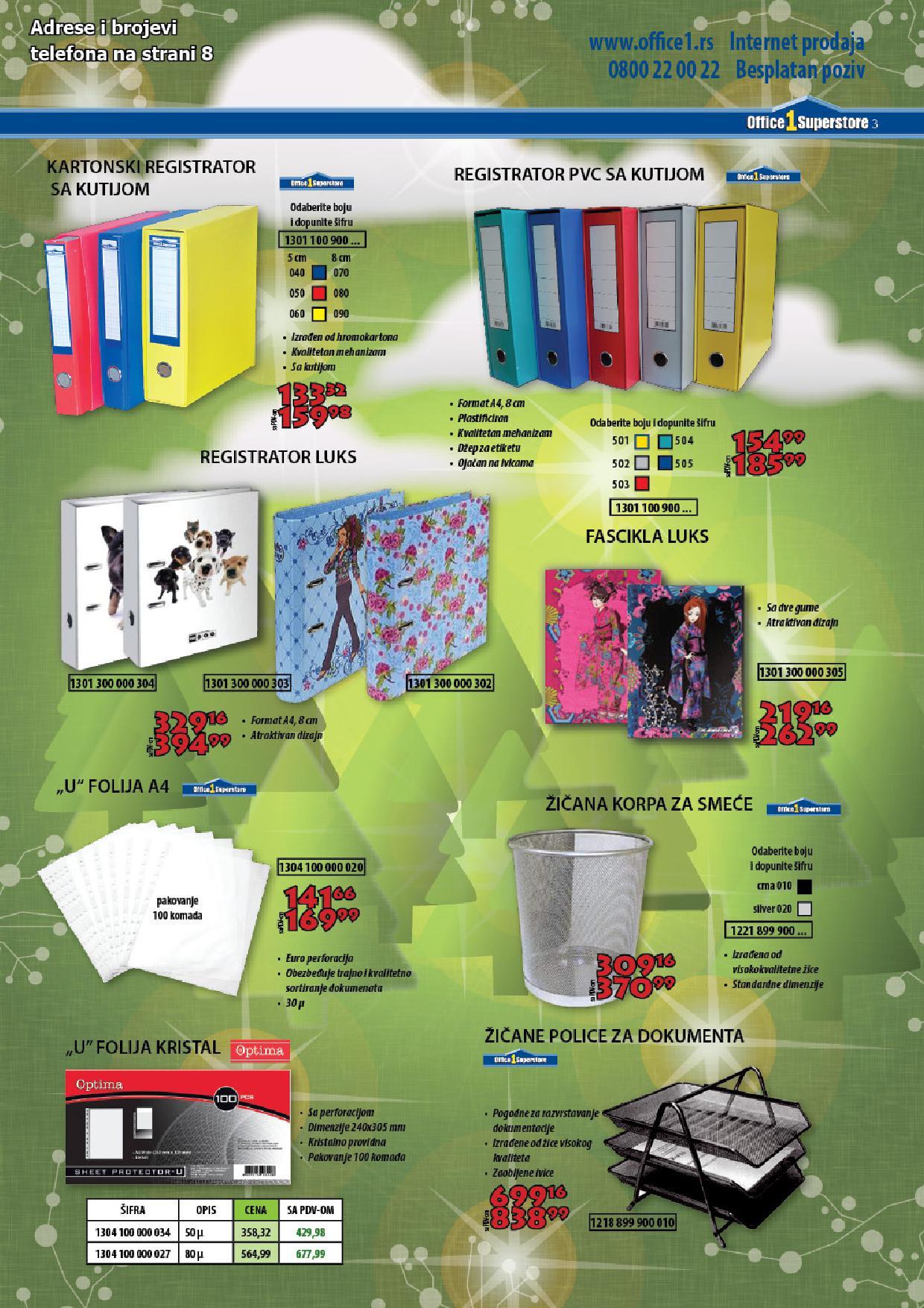 Office1super store katalog super ponude