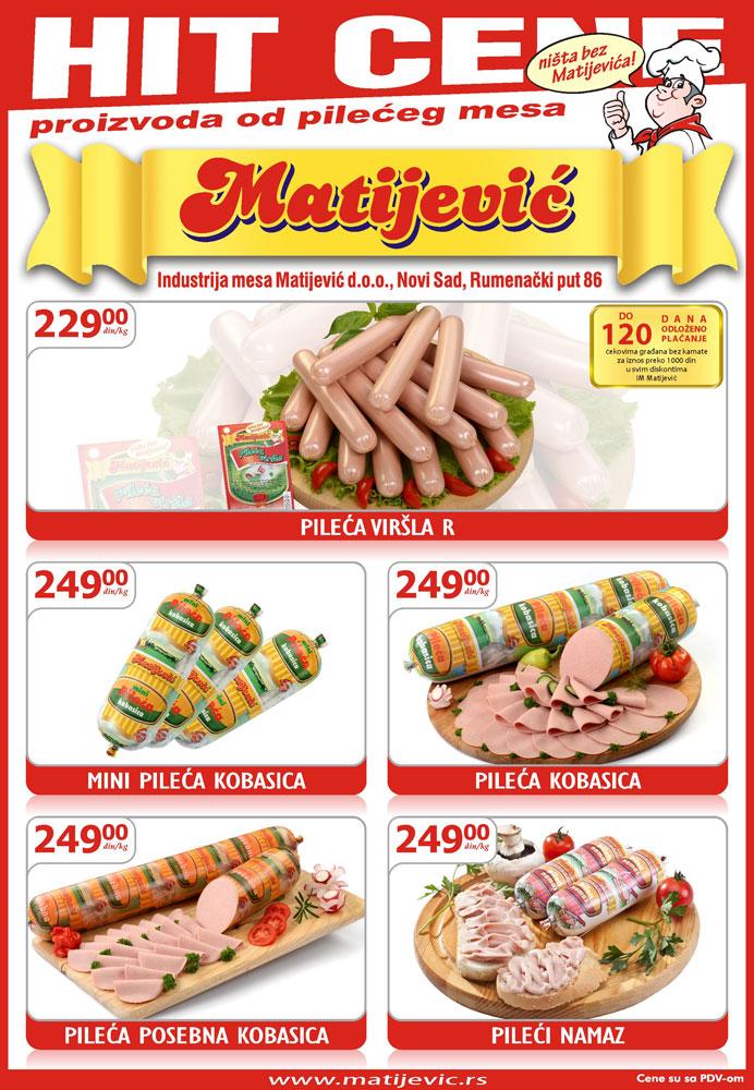 Matijević katalog super ponude