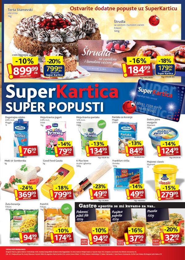 Idea katalog super kupovine