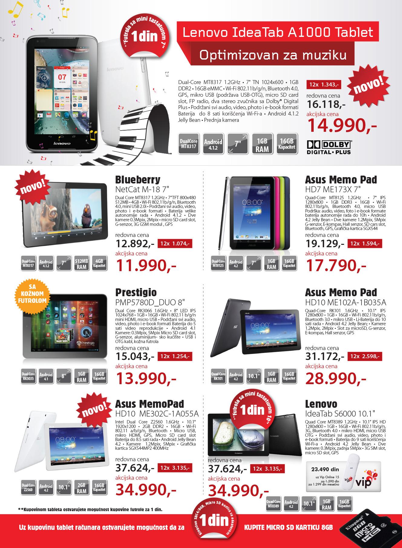 PC Practic katalog odličnih cena