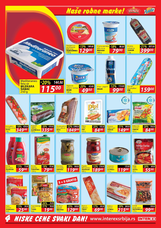 Interex katalog odličnih cena
