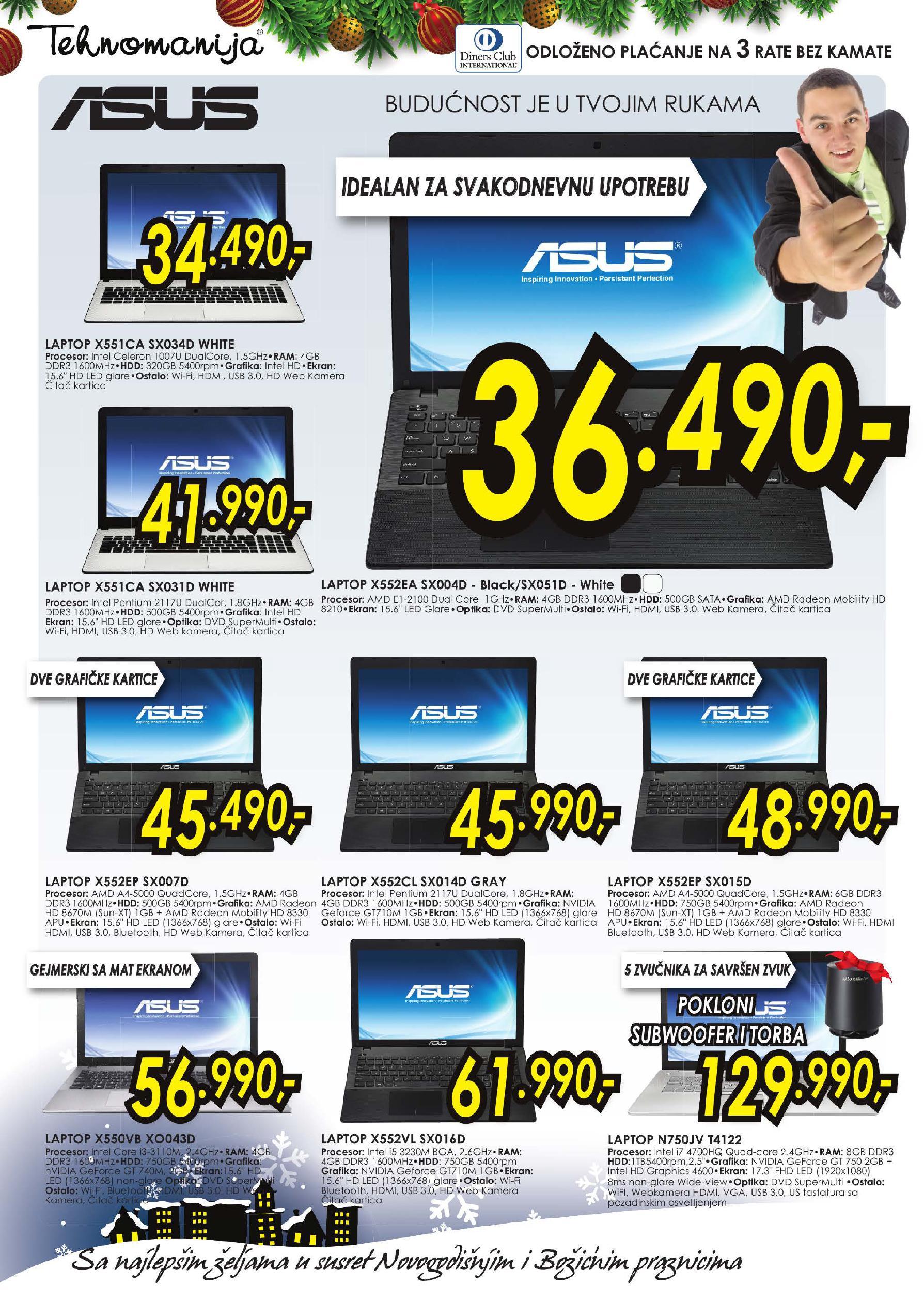 Tehnomanija katalog IT oprema po super ceni