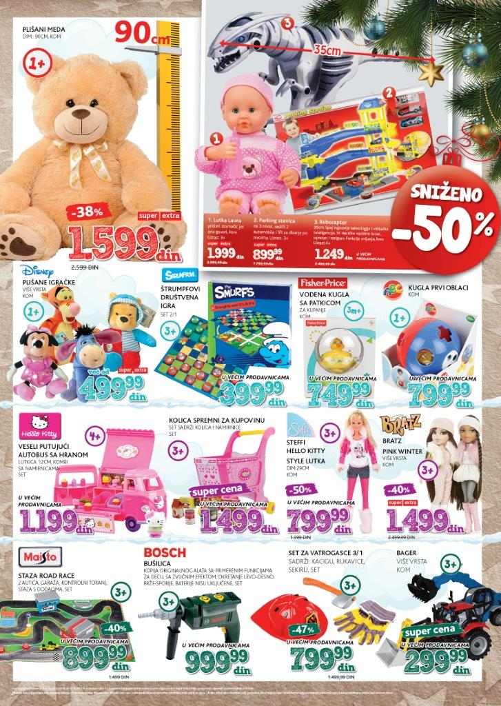 Idea katalog igračke po super ceni