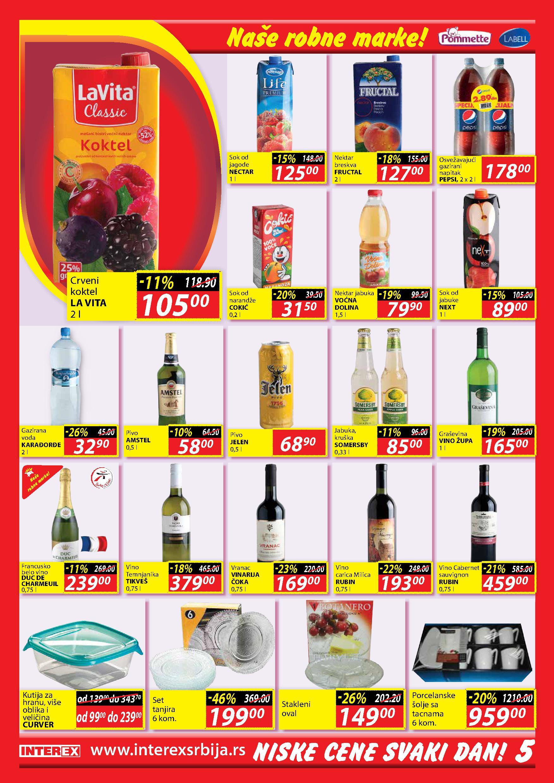 Interex katalog najboljih cena