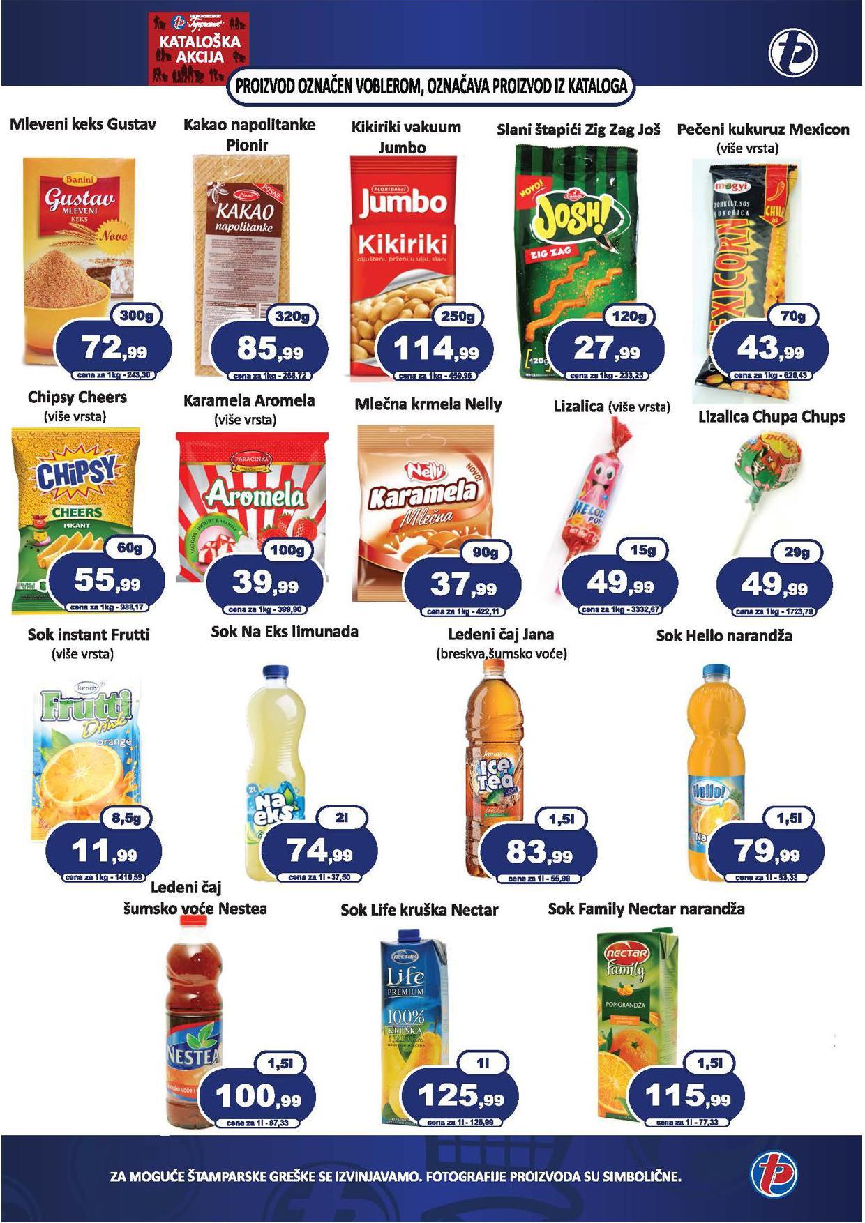Trgopromet akcija dobrih cena