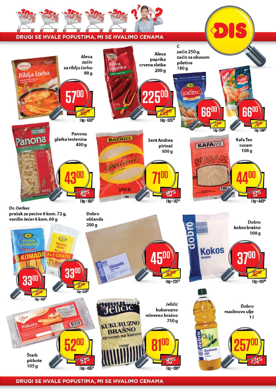 Dis katalog dobrih cena za vas