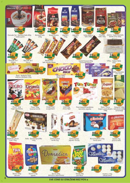 Viva katalog veleprodajne cene