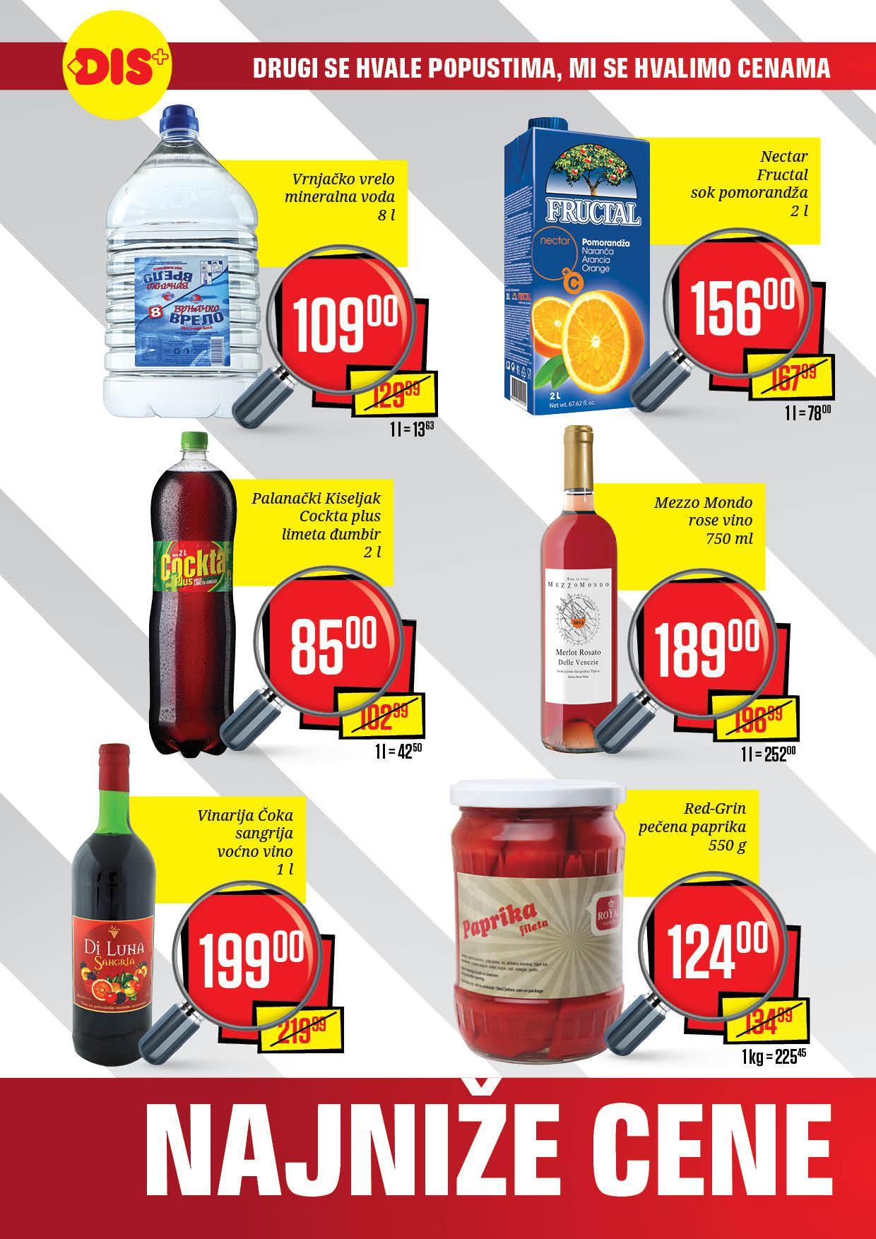 Dis katalog niske cene u Beogradu