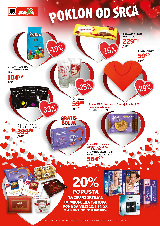 Maxi katalog odlična ponuda
