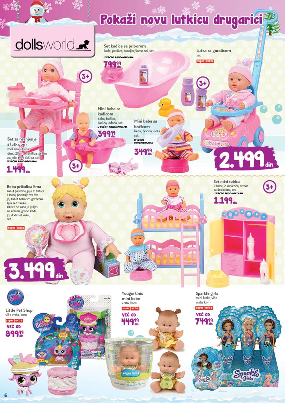 Idea katalog igračke za vaše mališane
