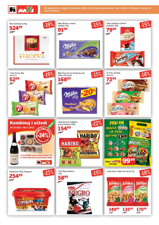 Maxi katalog najboljih cena