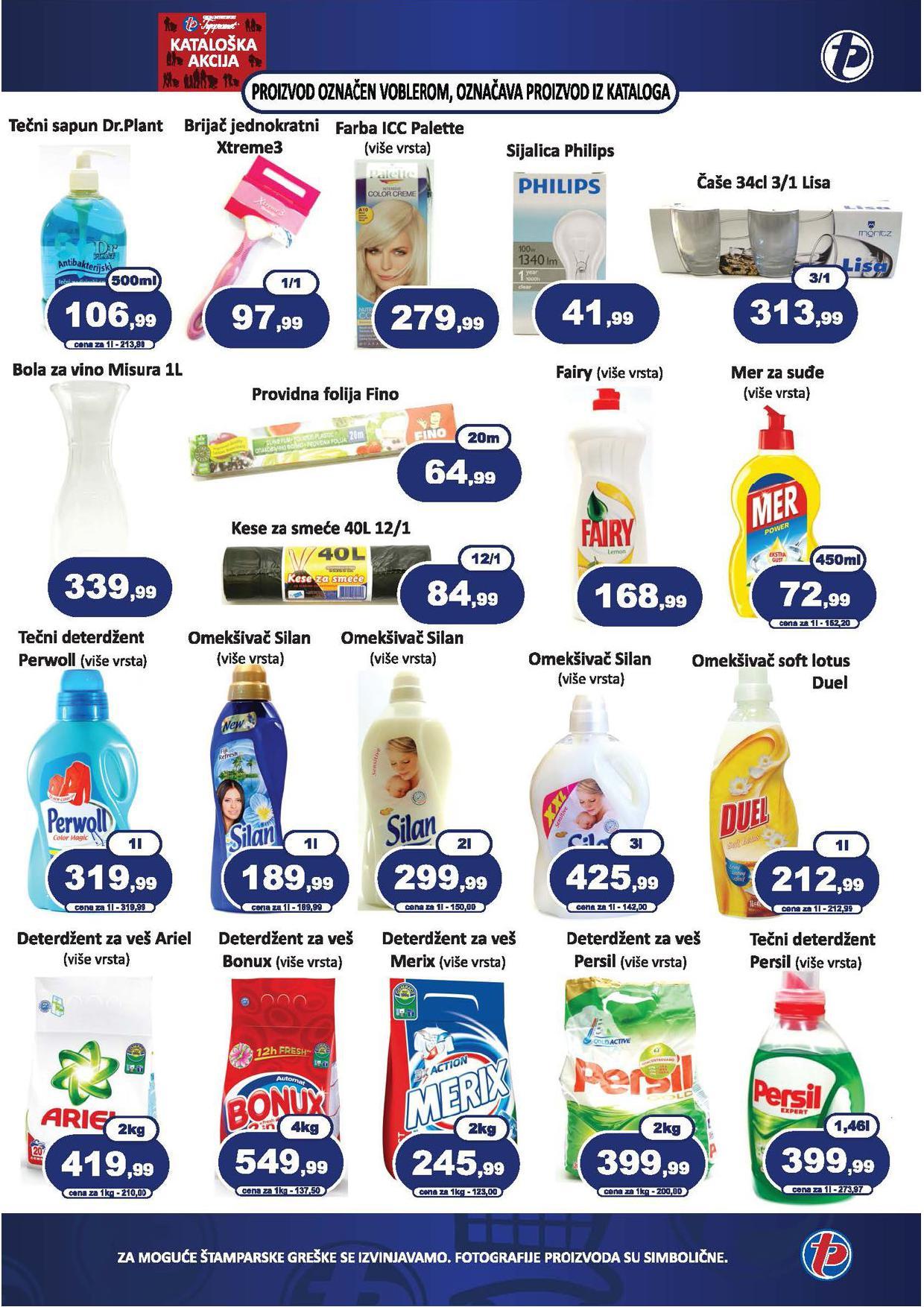 Trgopromet akcija mesec super cena