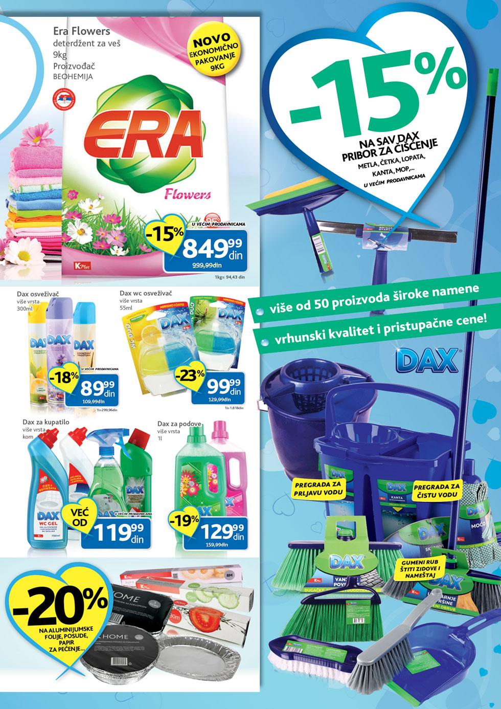 Idea katalog K plus proizvodi po odličnoj ceni