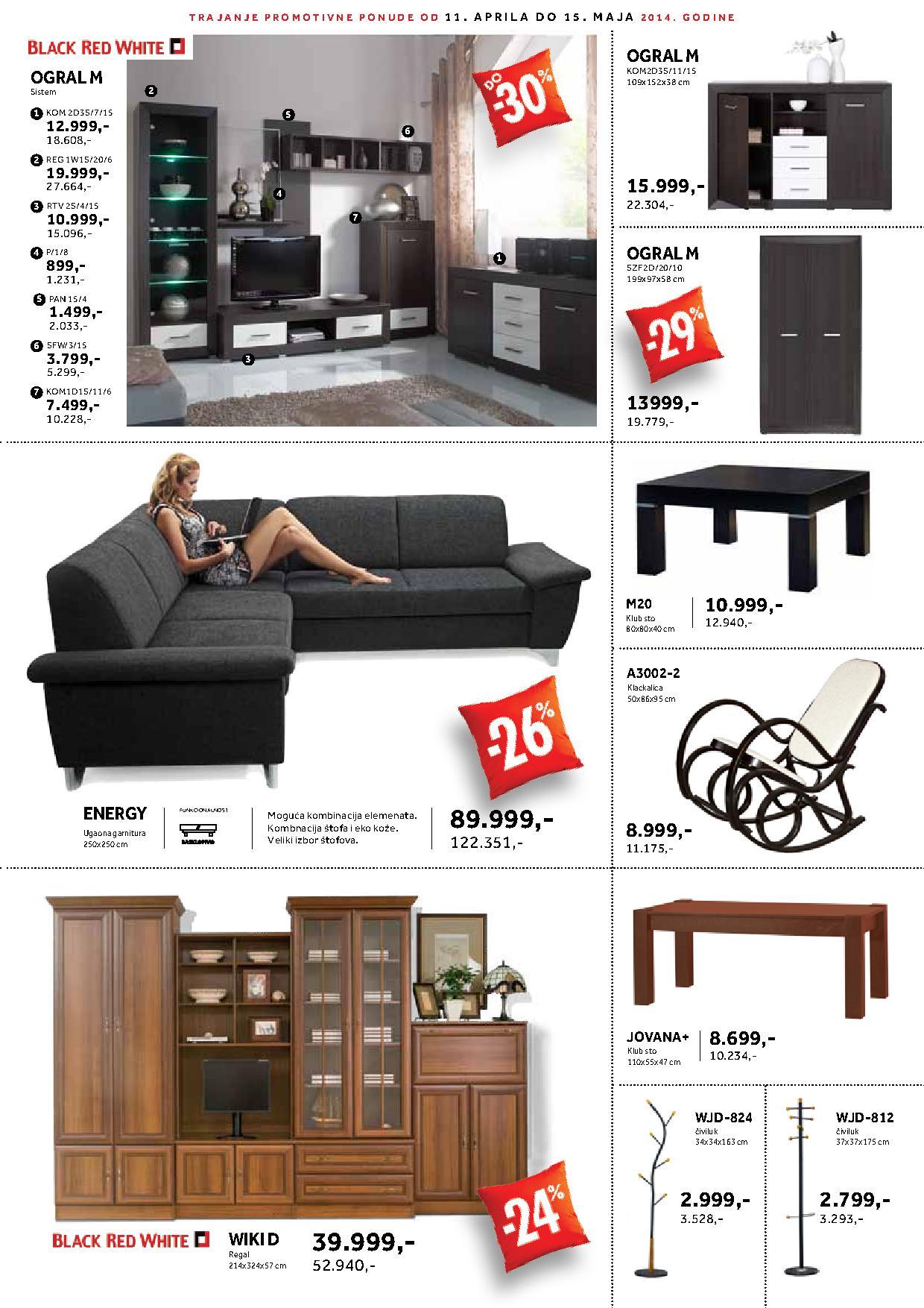 Vitorog akcija super cene za vaš dom