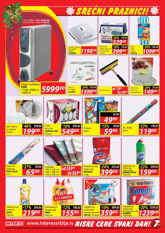 Interex katalog novogodišnje ponude