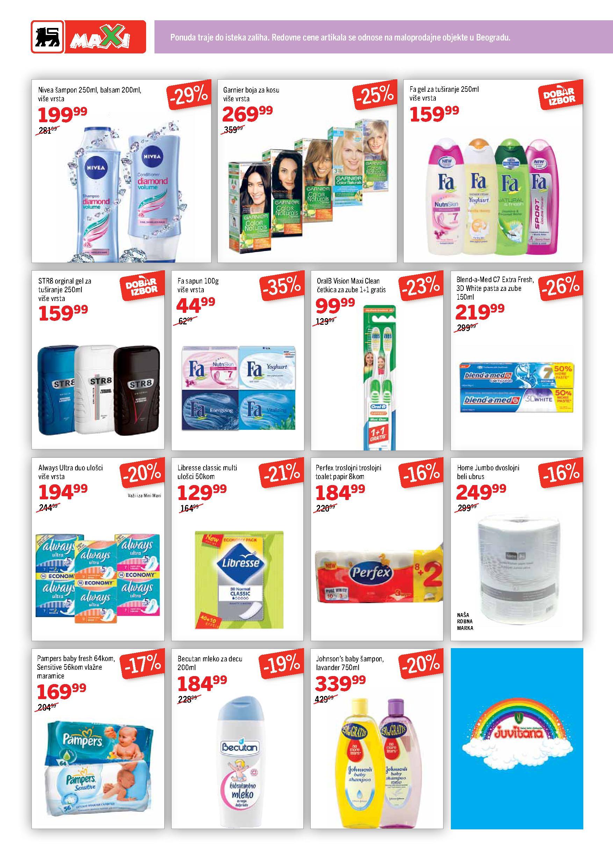Maxi katalog najboljih cena za vas