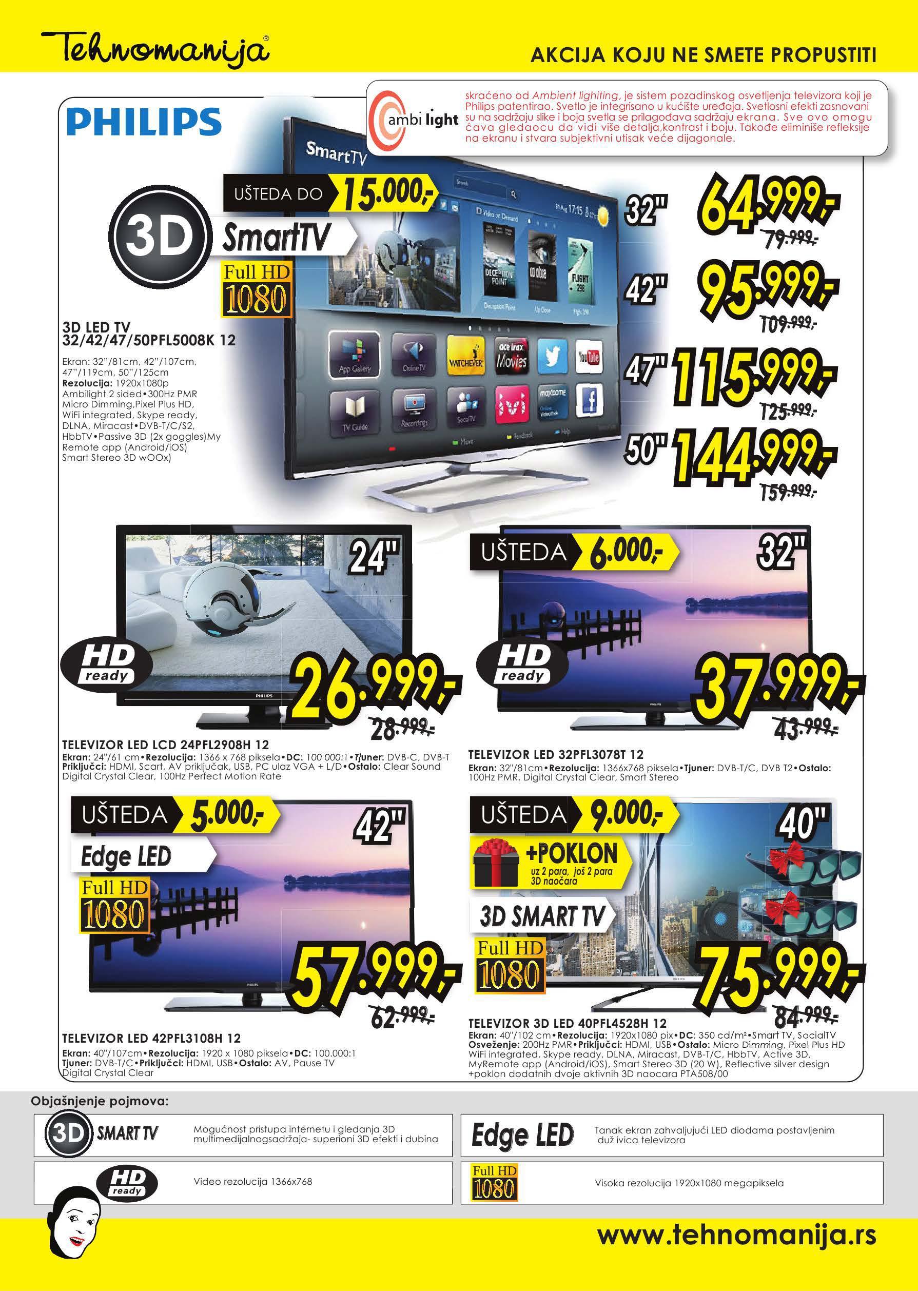 Tehnomanija katalog tv oprema po super ceni
