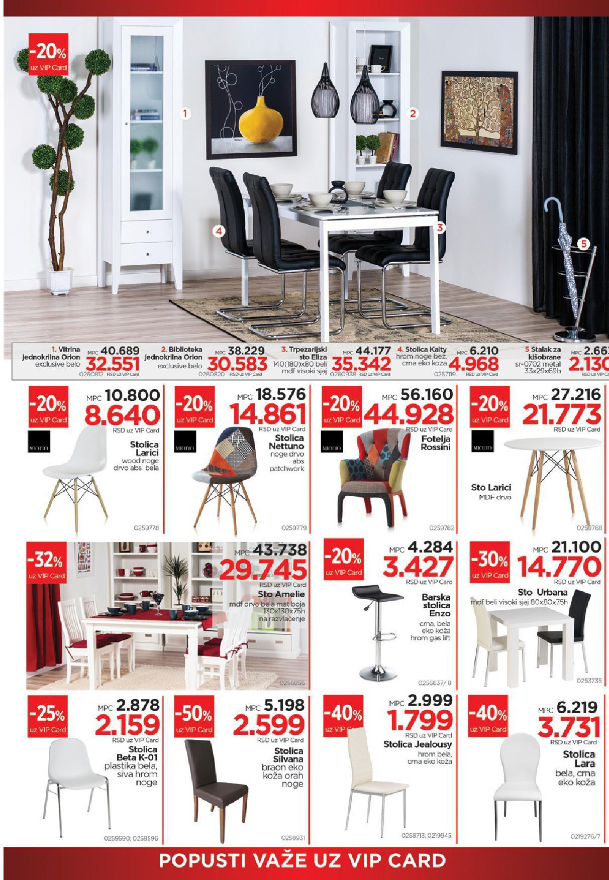 Home Centar akcija odličnih cena