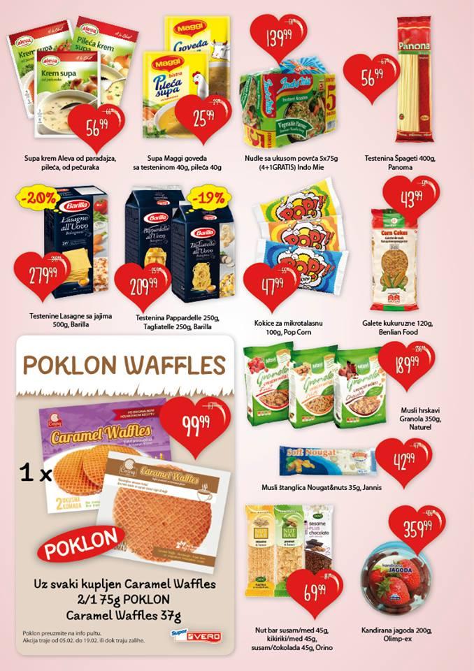Super Vero katalog za dan zaljubljenih