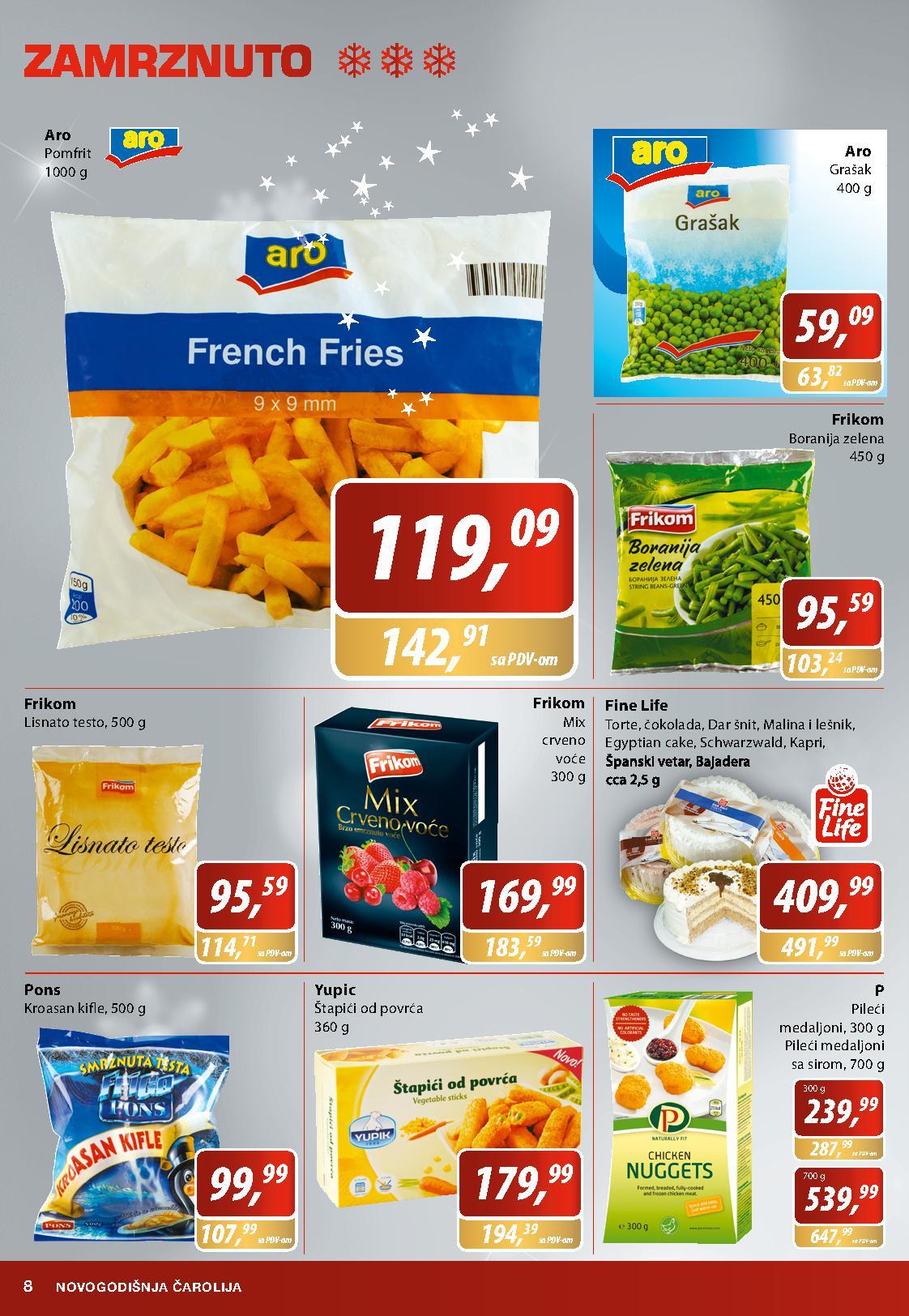 Metro katalog super ponuda prehrane