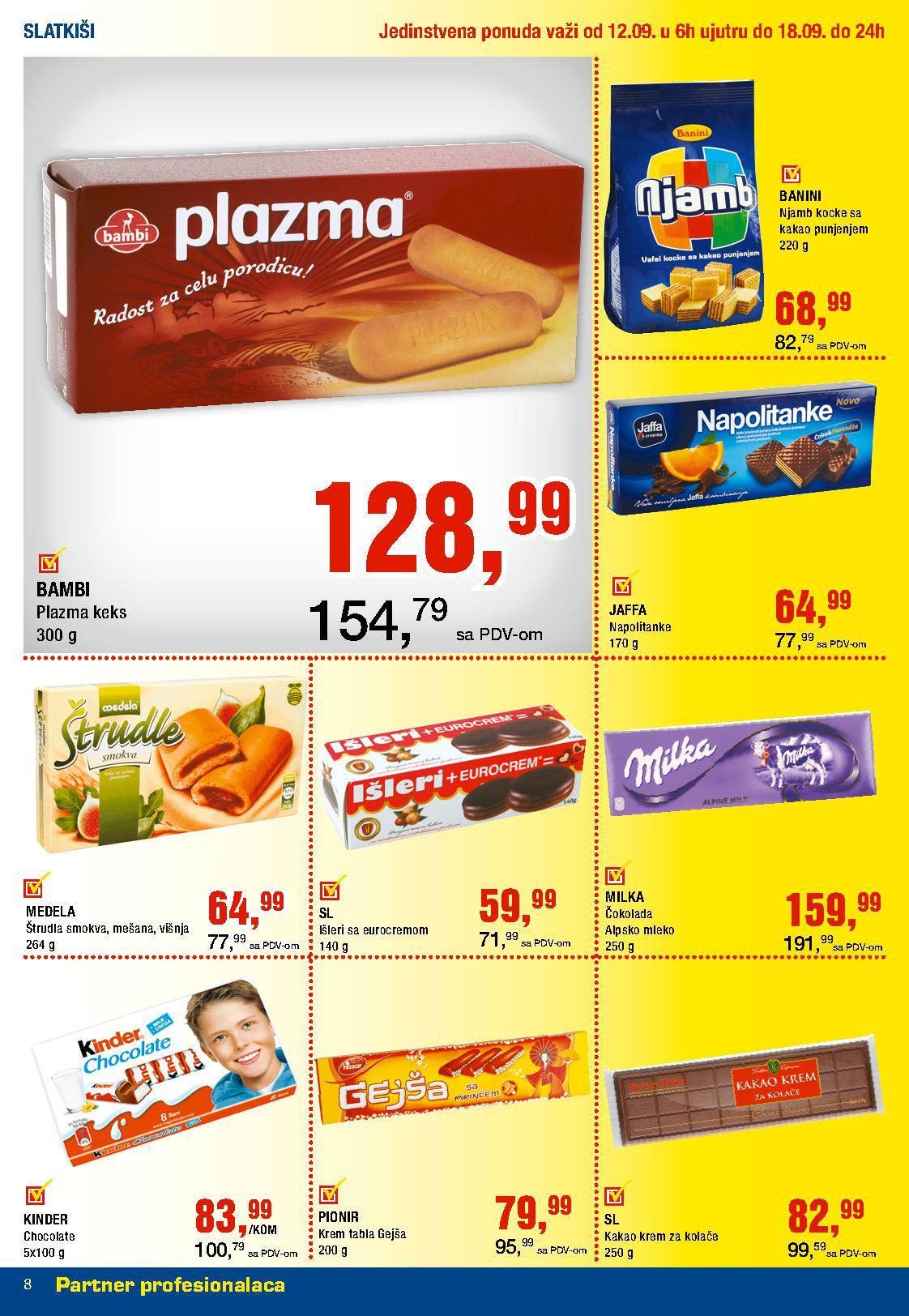 Metro katalog prehrana po super ceni