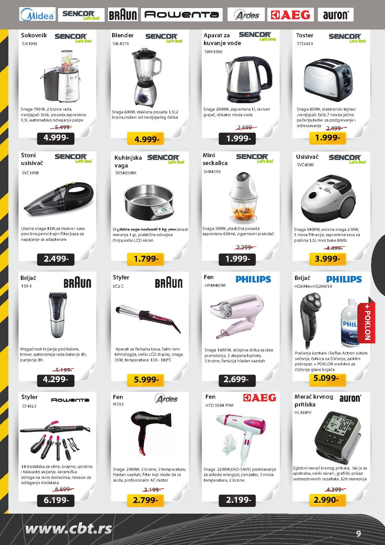 CBT katalog super ponude