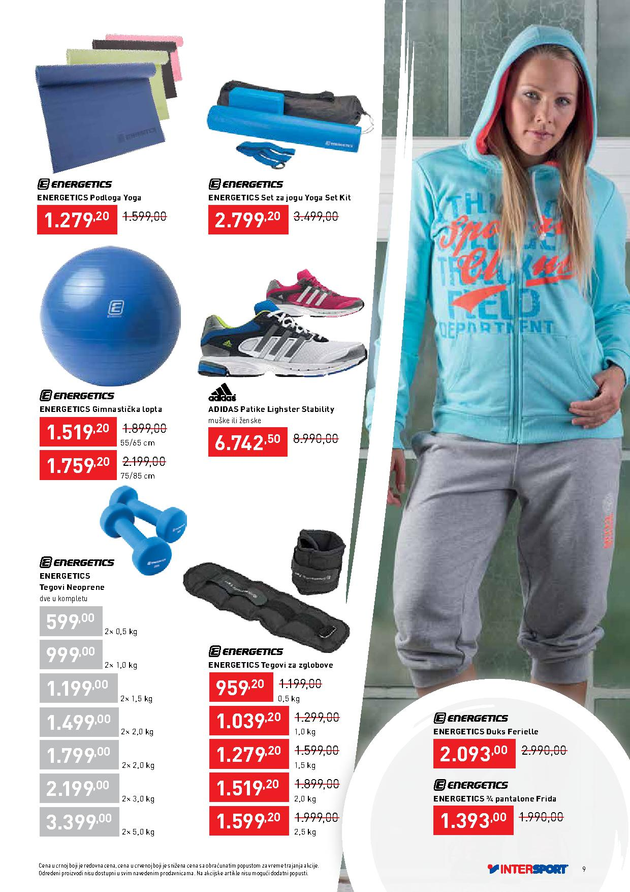 Intersport akcija odličnih cena