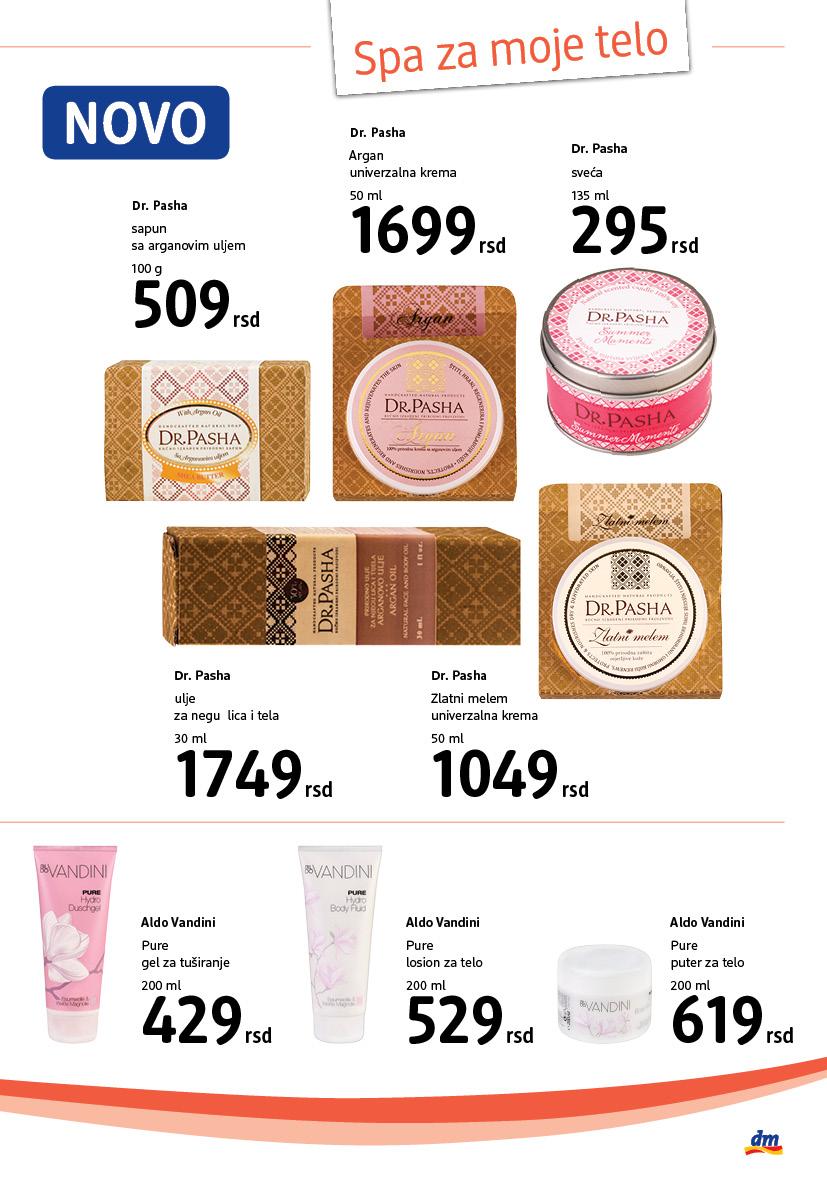 DM katalog odličnih cena