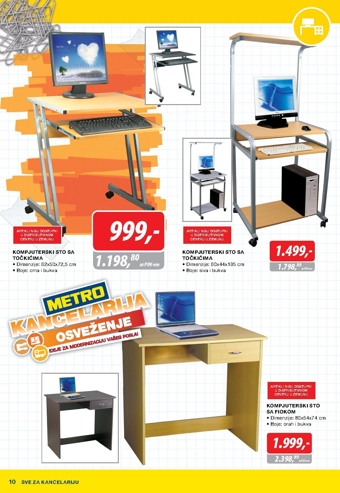 Metro katalog najpovoljnije cene za vašu kancelariju