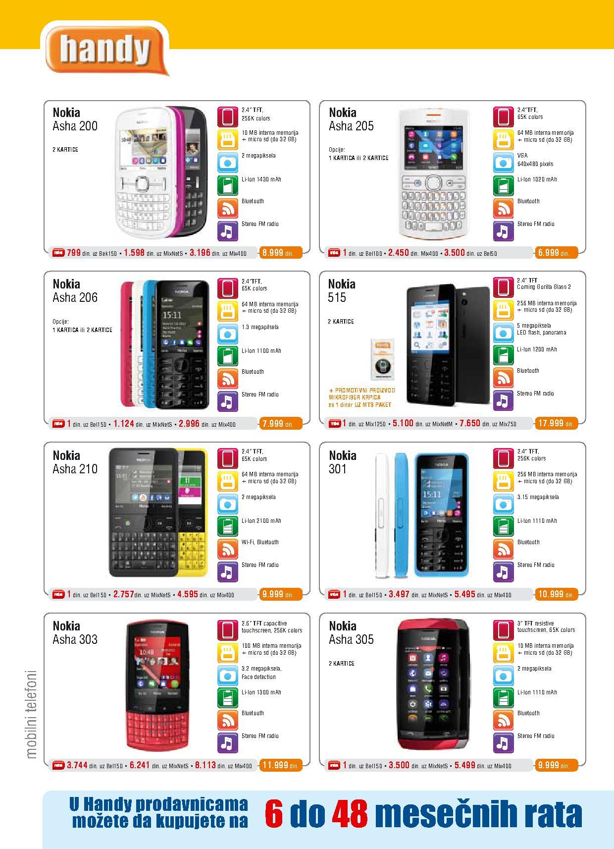Handy katalog super ponude