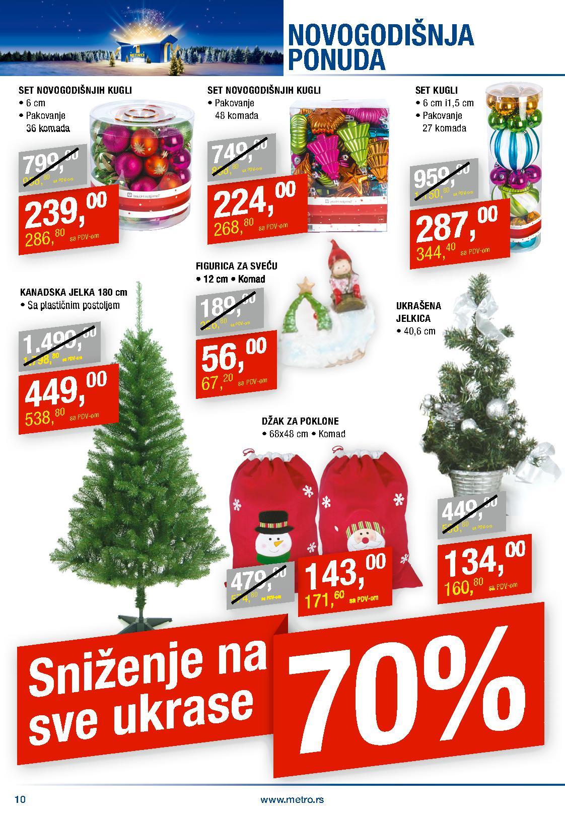 Metro katalog super novogodišnja ponuda