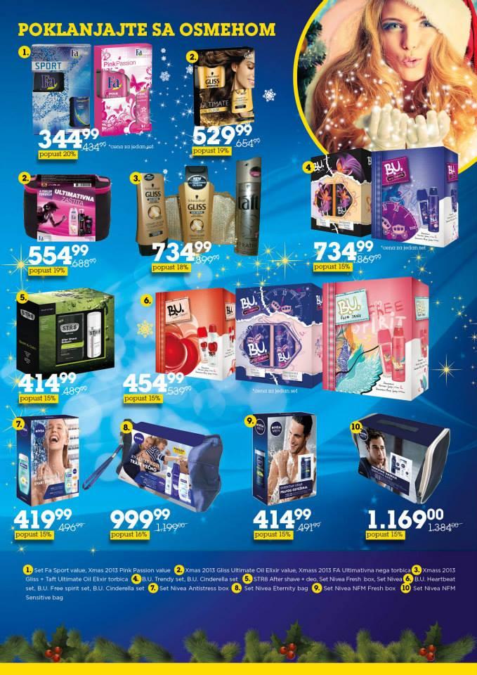 Tempo katalog novogodišnja ponuda